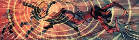 From Green Arrow #5 by Juan Ferrerya