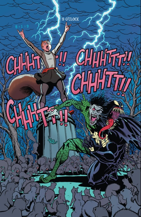 From The Unbeatable Squirrel Girl #11 by Jacob Chabot & Rico Renzi