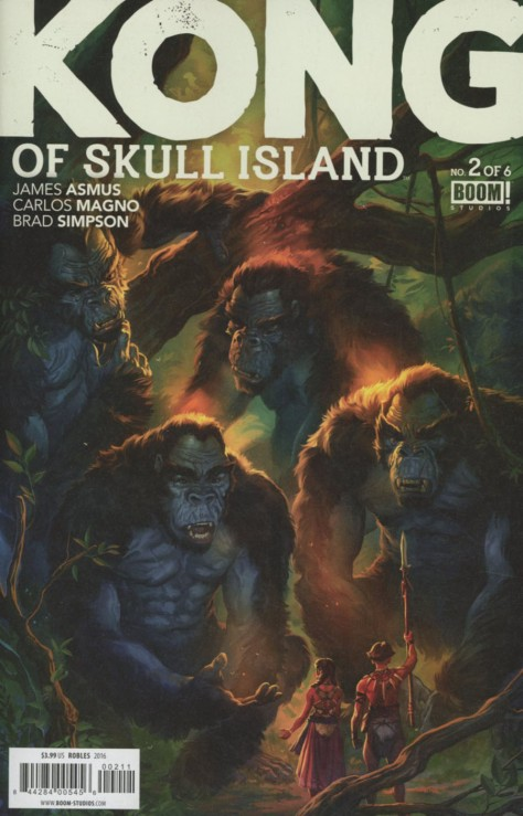 Kong of Skull Island 2 Nick Robles