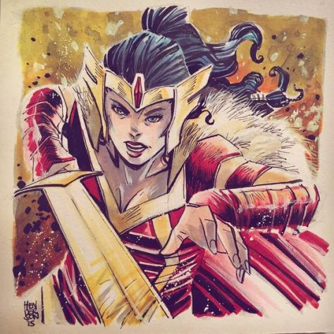 Lady Sif Mike Henderson