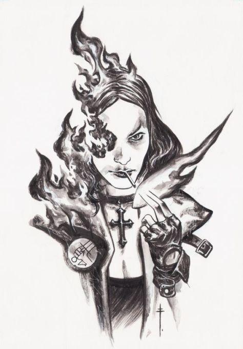 Liz Sherman Sebastian Fiumara