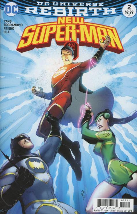 New Superman 2 Viktor Bagdonovic