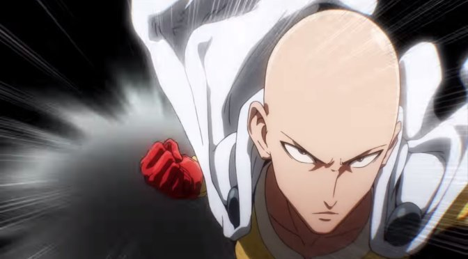 You should be watching One-Punch, Man