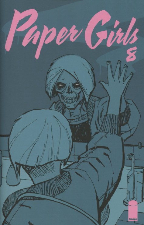 Paper Girls 8 Cliff Chiang