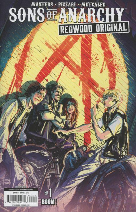 Sons of Anarchy Redwood Original 1 Ricardo Lopez Ortiz