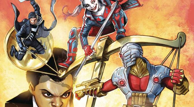 This Week's Finest: Suicide Squad War Crimes #1