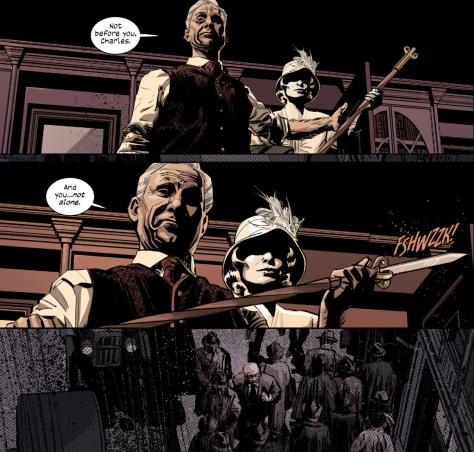 The Black Monday Murders 1 spear Tomm Coker(crop)