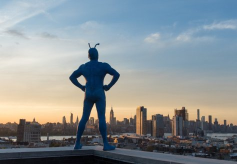 The Tick skyscape