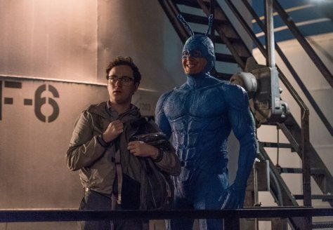 The Tick Tick & Arthur