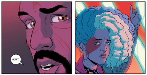 The Wicked + The Divine 22 Don't Jamie McKelvie
