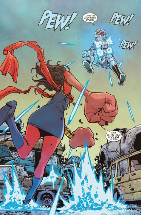 From Ms. Marvel #11 by Takeshi Miyazawa & Ian Herring