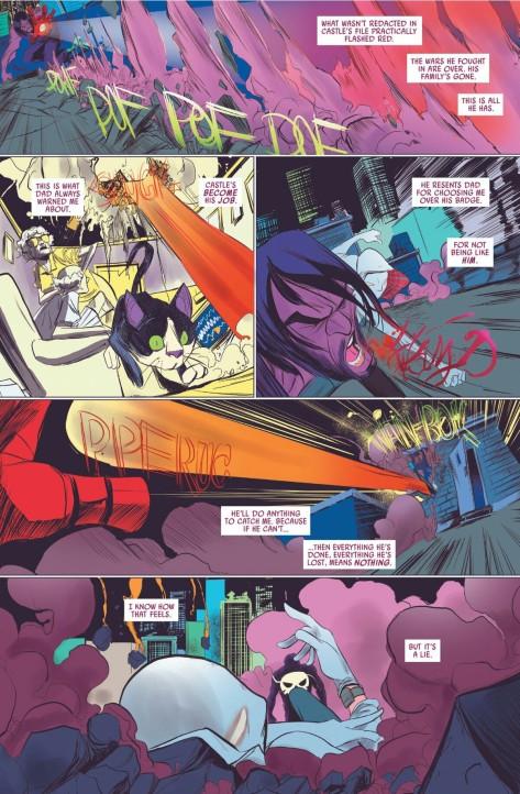 From Spider -Gwen #12 by Robbie Rodriguez & Rico Renzi