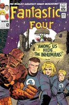 fantastic four 45 inhumans