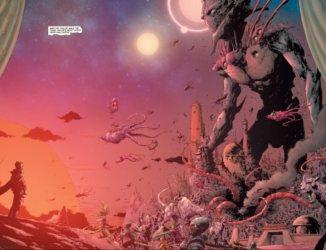 From Seven to Eternity #1 by Jerome Opena & Matt Hollingsworth