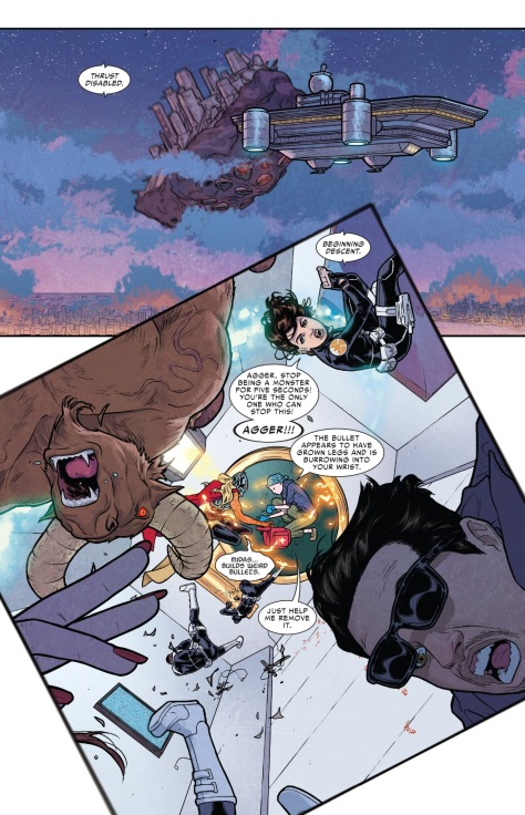From Thor #11 by Russell Dauterman & Mathew Wilson