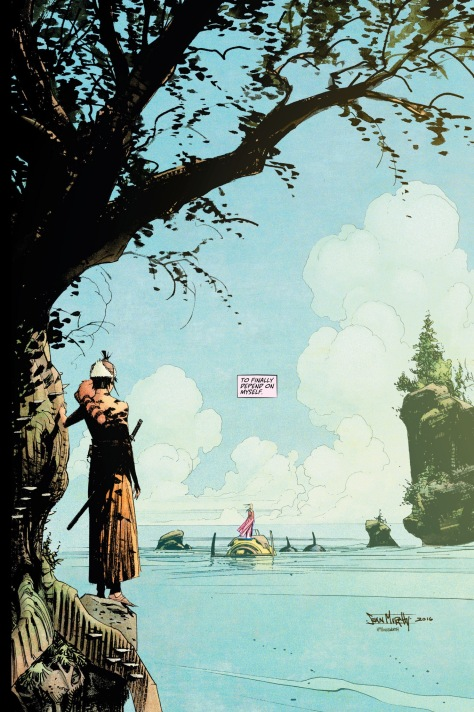 From Tokyo Ghost #10 by Sean Murphy & Matt Hollingsworth