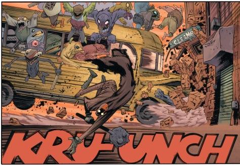 From Rumble #14 by James Harren & Dae Stewart