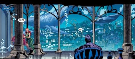 From Aquaman #1 by Scott Eaton, Wayne Faucher & Gale Eltaeb