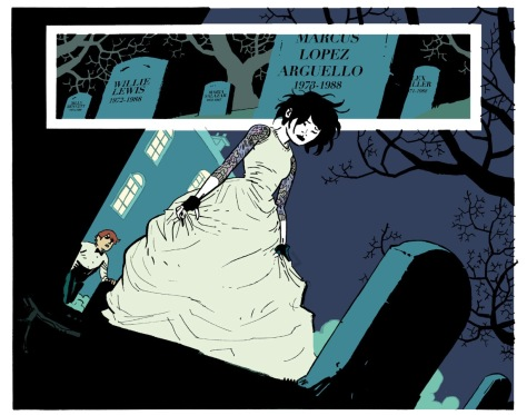From Deadly Class #22 by Wesley Craig & Jordan Boyd