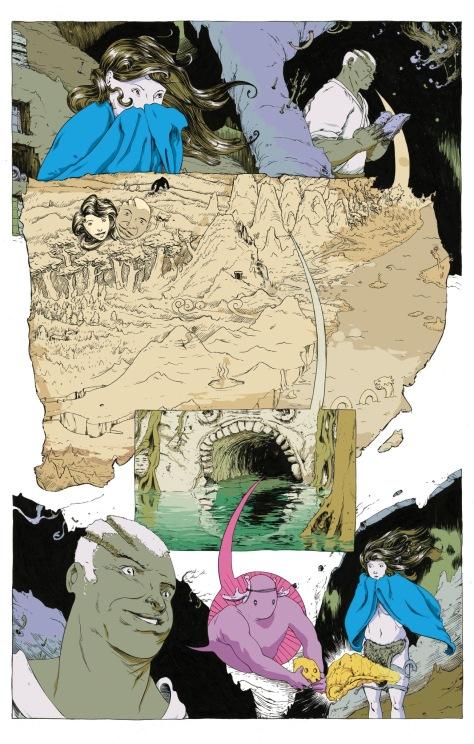 From Island #11 by Joseph Bergin III