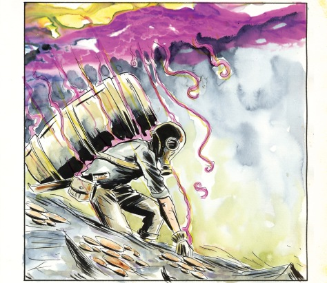 From Image + #5 by Jeff Lemire