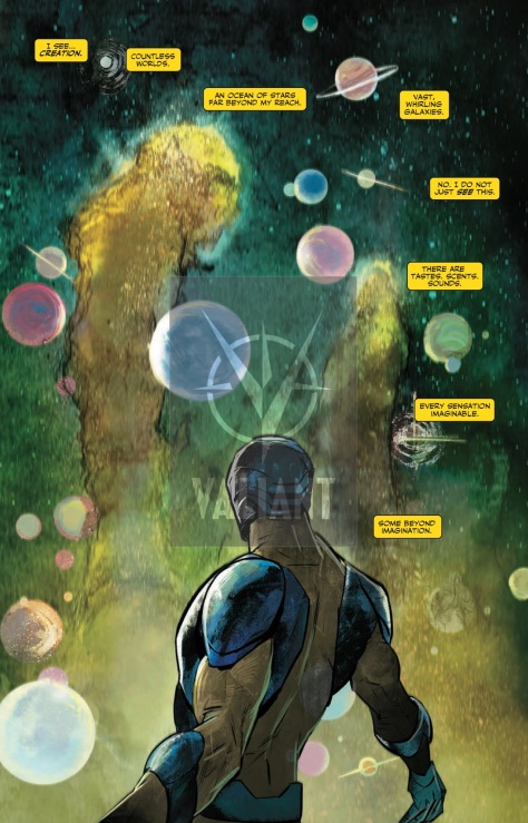 From X-O Manawar #50 by