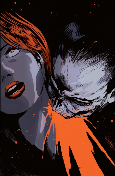 From Afterlife With Archie #10 by Francesco Francavilla