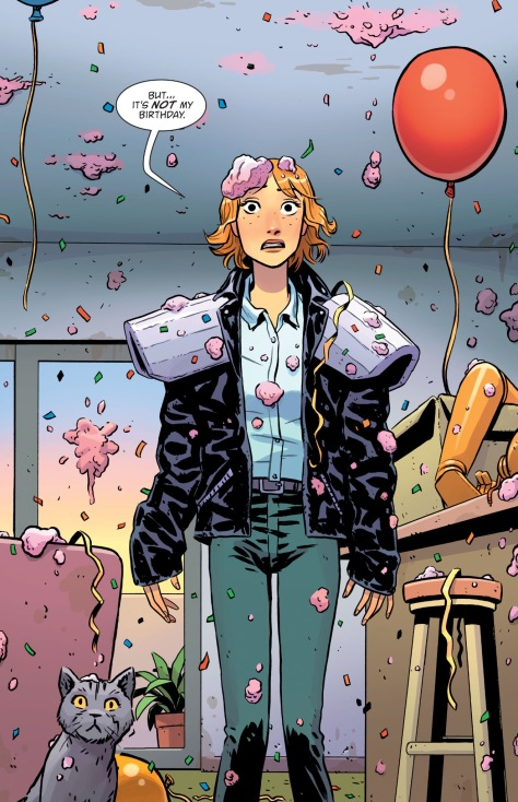 From Doom Patrol #1 by Nick Derrington & Tamra Bonvillain
