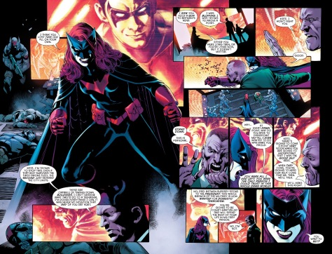 From Detective Comics #940 by Eddy Barrows, Eber Ferreira & Adriano Lucas