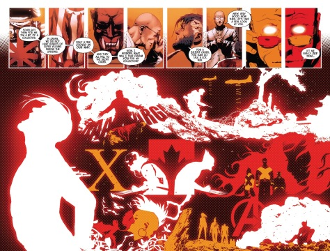 From Old Man Logan #11 by Andrea Sorrentino & Marcelo Maiolo