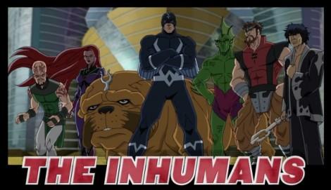 InhumansAnimated