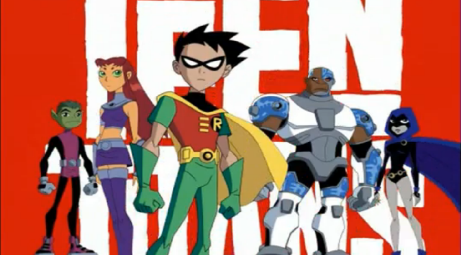 The Next Generation:Teen Titans