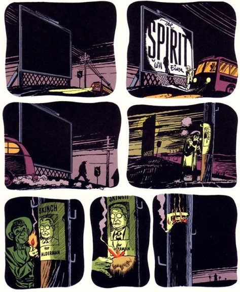 the-spirit-bus-stop-will-eisner-jerry-grandenetti