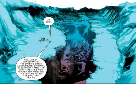 From American Vampire Anthology #2 by Rafeal Albuquerque & Dave McCraig