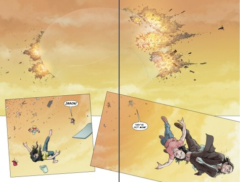 From Jupiters Legacy 2 #4 by Frank Quitely, Peter Doherty & Sunny Gho