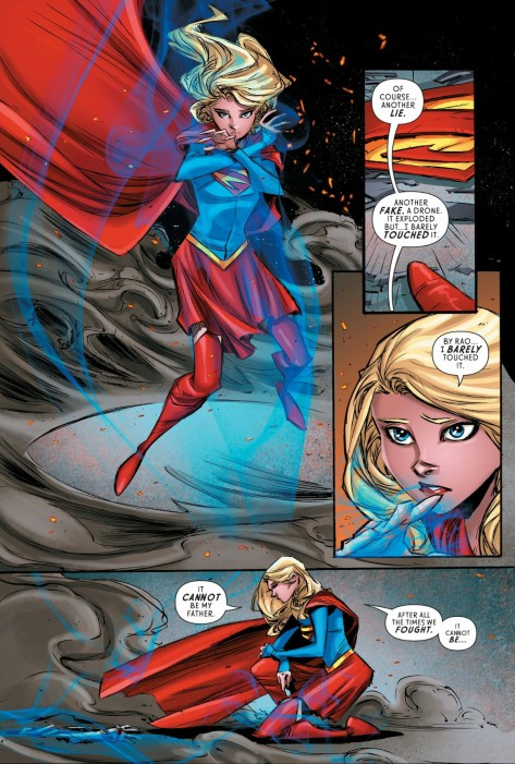 From Supergirl #2 by Brian Ching & Mike Atiyeh