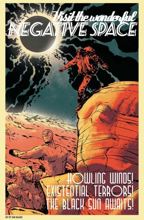 From Doom Patrol #2 by Dam McCaid