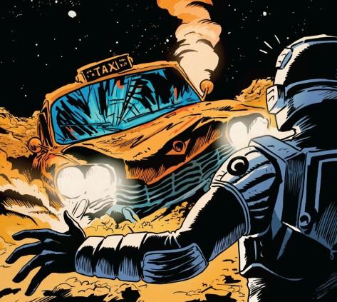 From Moon Knight #7 by Francesco Francavilla