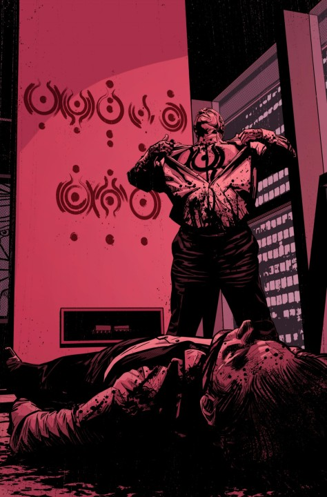 From The Black Monday Murders #3 by Thomas Coker & Michael Garland