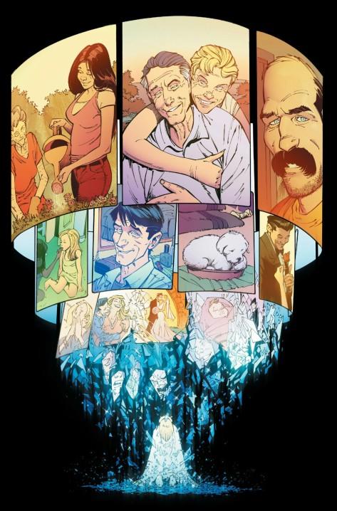 From Reborn #1 by Greg Capullo, Danny Miki & FCO Planscencio