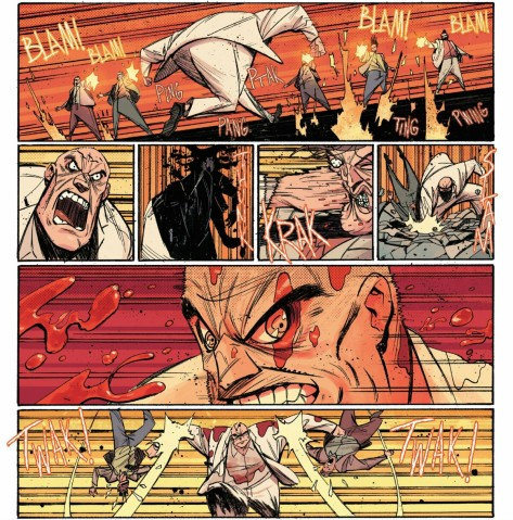 From Civil War II: Kingpin #4 by Ricardo Lopez Ortiz, Hayden Sherman & Mat Lopes
