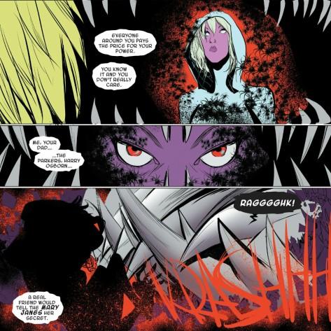 From Spider-Gwen #13 by Robbie Rodriguez & Rico Renzi