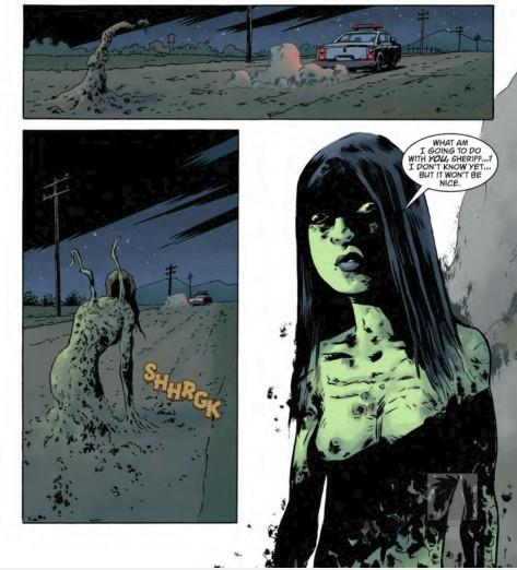 From Black Hammer #4 by Dean Ormston & Dave Stewart