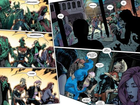 from A-Force #10 by Paulo Siqueira, Joe Bennett & Rachelle Rosenberg