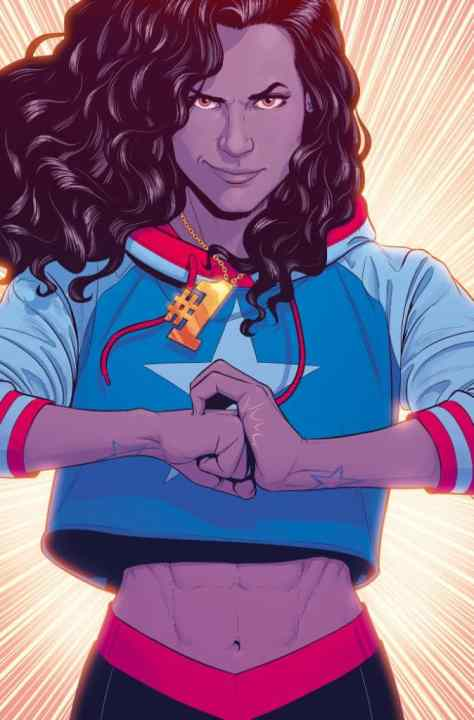 Art by Jamie McKelvie & Matt Wilson