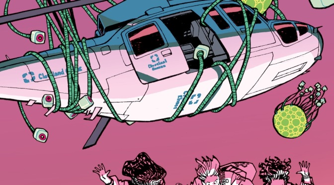 This Week's Finest: Paper Girls #10