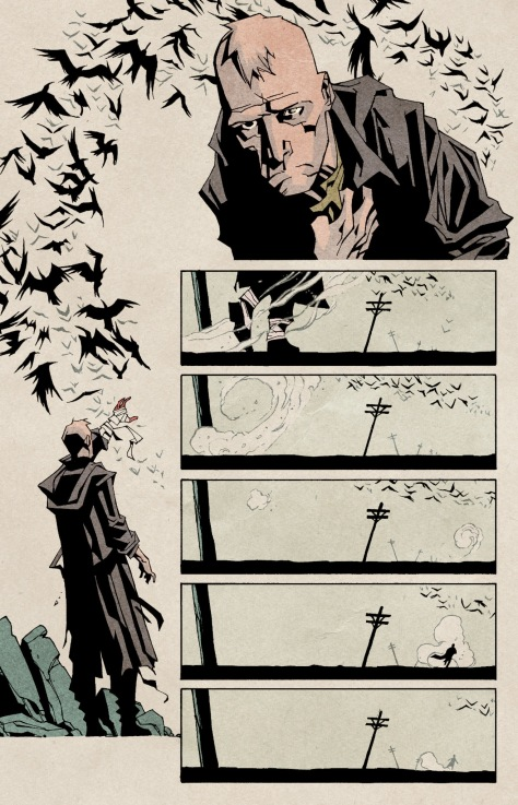 From Shipwreck #1 by Phil Hester, Eric Gapstur & Mark Englert