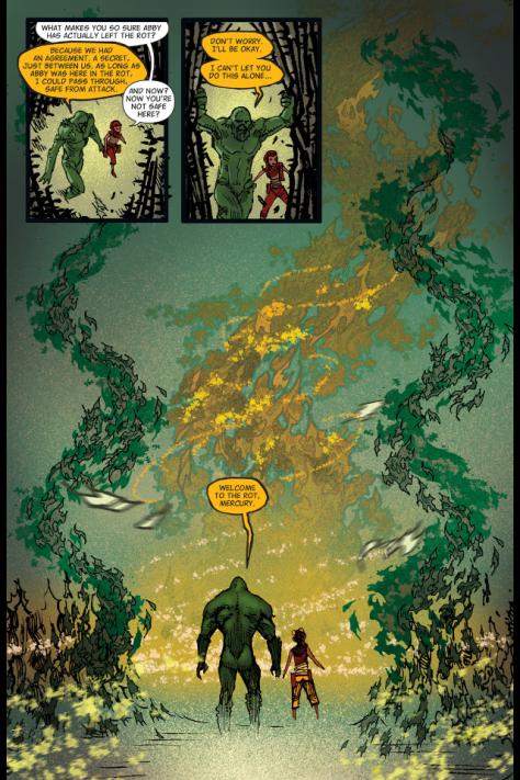 From The Hellblazer #3 by Moritat & Andre Szymanowicz