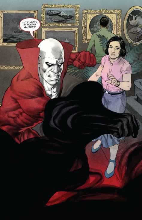 From Deadman: The Dark Mansion of Forbidden Love #1 by Lan Medina & Jose Vilaarubia