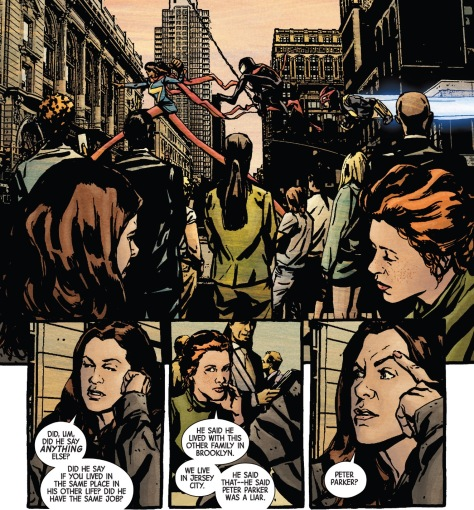 From Jessica Jones #1 by Michael Gaydos & Matt Hillingsworth